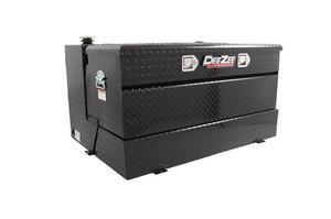 Dee Zee DZ92647B Specialty Series Combo L-Shaped Tool Box/Liquid Transfer Tank