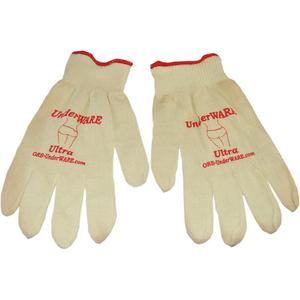 PC Racing Ultra Glove Liners (White, X-Large)
