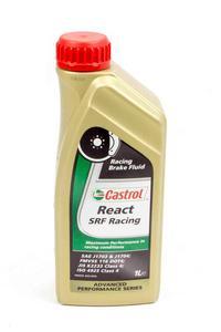 Allstar Performance Castrol SRF React DOT 4 Brake Fluid 33.8 oz P/N 78115