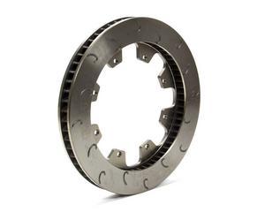 AP BRAKE 12.190 in OD 1.250 in Thick J-Hook Brake Rotor P/N 1901727