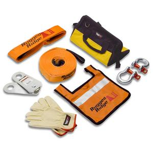 Rugged Ridge 15104.25 Recovery Kit