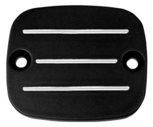 Accutronix C122-MN Night Series Master Cylinder Cover with Milled Lines