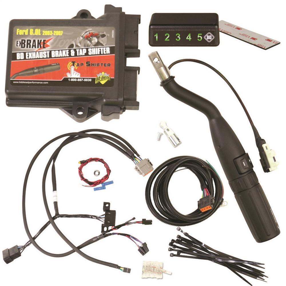 BD Diesel 1031369 Tap Shifter Kit