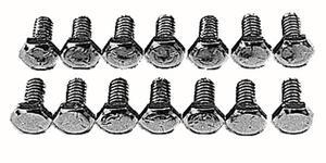 Trans-Dapt Performance 5/16 - 18 X 3/4 Grade 5 Transmission bolts; Hex Head (14p
