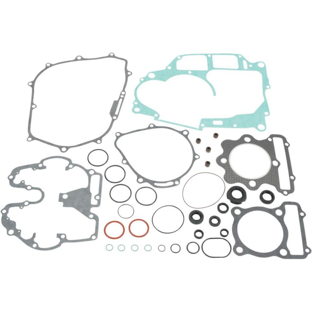 Moose Racing 0934-0101 Complete Gasket Kit with Oil Seals