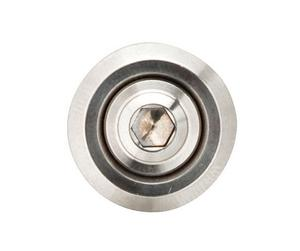 RING BROTHERS 1/4-20 in Thread 0.750 in Long Stainless Bolt P/N 99000-5025