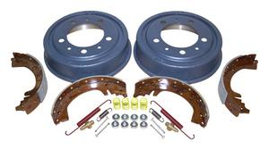 Crown Automotive 808770KL Drum Brake Service Kit Fits 54-71 CJ3 CJ5 CJ6 Willys