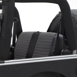 Smittybilt 755111 XRC Performance Seat Cover 80-95 CJ5 CJ7 Wrangler YJ Rear