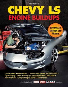 HP Books Chevy LS Engine Buildups P/N HP1567