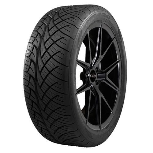 2-P285/35ZR22 R22 Nitto NT420S 106W XL/4 Ply BSW Tires