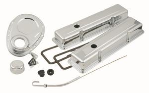 Mr. Gasket 9834 Chrome Dress-Up Kit