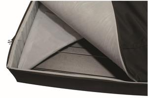 Rampage 595001 Freedom Top Panel Storage Bag Fits 07-18 Wrangler Wrangler (JK)
