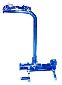 Blue Ox BXJR101 Just Rite Bike Rack