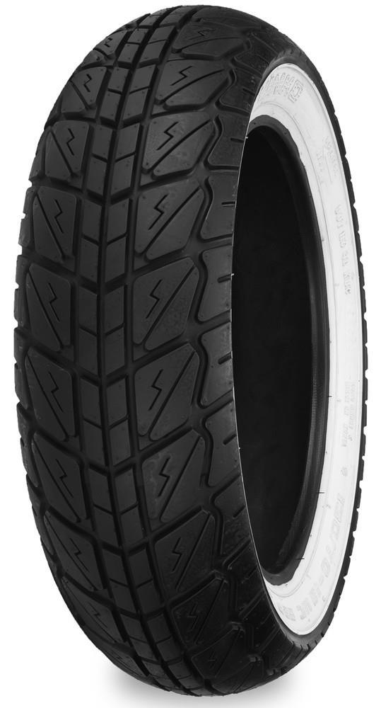 Shinko 87-4263 SR723 Scooter Rear Tire - 130/70-12 WW