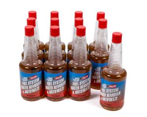 Redline Oil Fuel Antifreeze and Water Remover 12.00 oz Case of 12 P/N 60322
