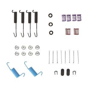 Omix-Ada 16738.01 Drum Brake Hold Down Hardware Kit Fits 72-77 CJ5 CJ6 CJ7