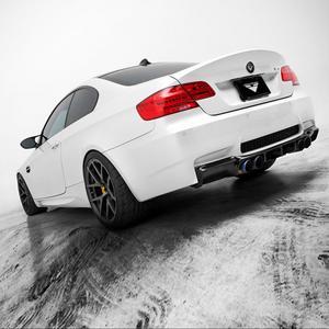 Vorsteiner VRS Aero Boot Lid Single Carbon Fiber Black BMW E92 M3 Coupe 2DR ONLY