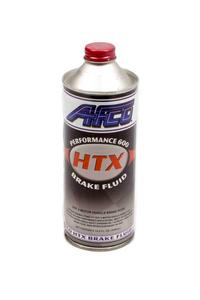AFCO RACING PRODUCTS High Performance HTX DOT5.1 16.9 oz Brake Fluid P/N 6691903
