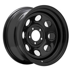 Pro Comp Wheels 97-5185F Rock Crawler Series 97 Black Monster Mod Wheel