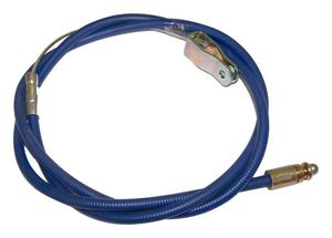 Crown Automotive J0945270 Parking Brake Cable Fits 67-71 Jeepster
