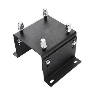 Smittybilt D8875 Spare Tire Mount 8 x 170mm For Use w/Defender Rack