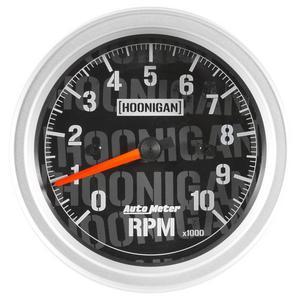 AutoMeter 4497-09000 Hoonigan In-Dash Tachometer