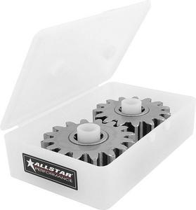 Allstar Performance Plastic Quick Change Gear Storage Case 10 pc P/N 14350-10