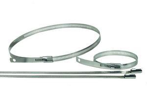 Thermo Tec 13105 Snap Strap; Heat Shield Tie