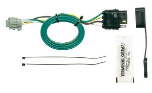 Hopkins Towing Solution 43595 Plug-In Simple Vehicle To Trailer Wiring Harness