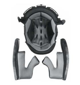 Answer 454608 Helmet Liner Set for Evolve - Orange - XS