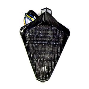 DMP Powergrid Integrated Smoke Tail Light For Kawasaki ZX 14 06-13 905-4709D