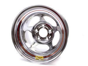 BASSETT Inertia Advantage 15x10 in 5x5.00 Chrome Wheel P/N 50L55C