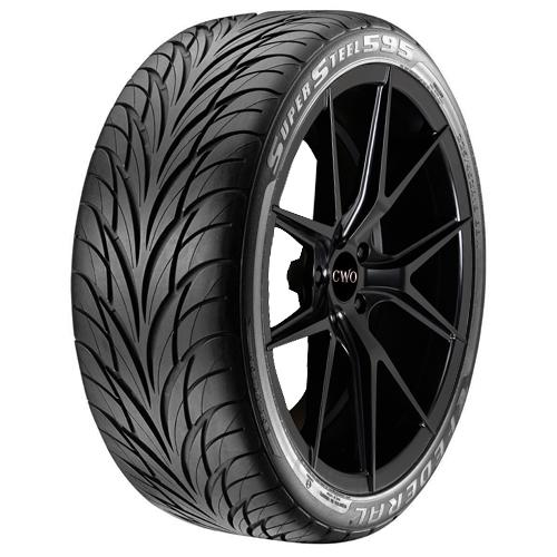 2-P195/45R16 Federal SS595 84V XL Tires