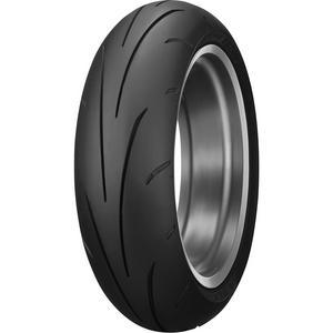 Dunlop 45036411 Sportmax Q3+ Rear Tire - 190/50ZR17