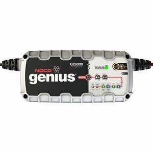 MSD Ignition G26000 NOCO Genius Battery Charger