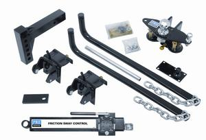Pro Series 49903 Pro Series Complete Round Bar Weight Distribution Kit