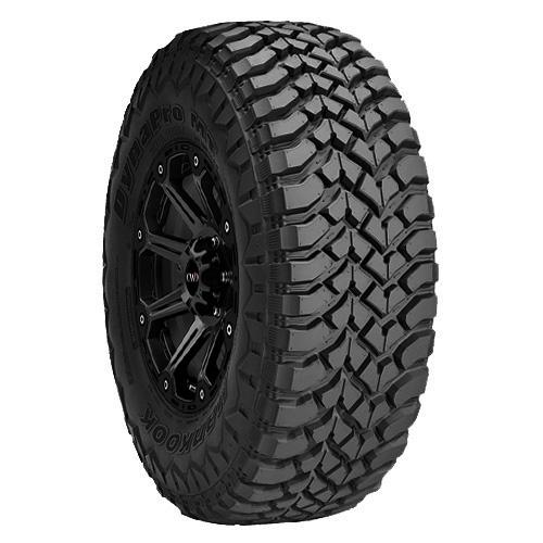 2-33x12.50R20 Hankook Dynapro MT RT03 114Q E/10 Ply BSW Tires