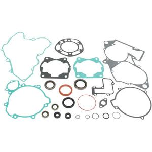 Moose Racing 0934-0107 Complete Gasket Kit with Oil Seals