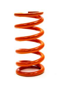 "PAC RACING SPRINGS 2.5""ID x 8"" 180lb Orange Coil-Over Spring P/N PAC-8X2.5X180"