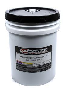 Maxima Oil 7WT Racing Medium Shock Oil 1 gal P/N 58505M