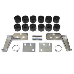 Daystar PA122 Body Lift Kit Fits 95-99 C1500 Suburban K1500 Suburban Tahoe Yukon