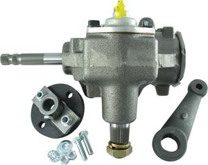 Borgeson 999004 Power Steering To Manual Steering Conversion Kit