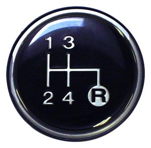 Crown Automotive J3241067 Gear Shift Knob Insert