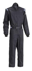 SPARCO Black Small One 1 Piece Driving Suit P/N 001051D1SNR
