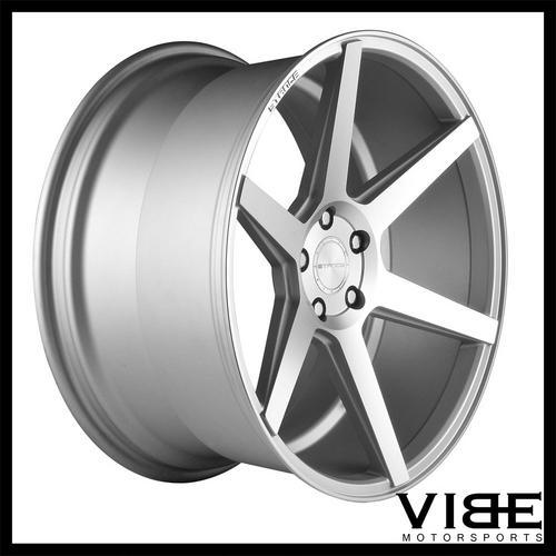 19 Stance Sc6 Silver Concave Wheels Rims Fits Mercedes W215 Cl500
