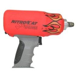 AIRCAT Red-Flame Protective Boot Cover 1200-K (ACA-1200KBR)