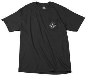 Answer Diamond T-Shirt (Black, X-Large)