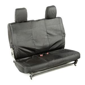 Rugged Ridge 13266.07 Ballistic Seat Cover Fits 11-18 Wrangler (JK)