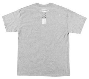 FMF Racing Men's Recoil Tee T-Shirt Grey M