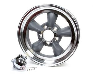 AMERICAN RACING WHEELS 15x4.5 in 5x4.75 Torq-Thrust D Wheel P/N VN1055461